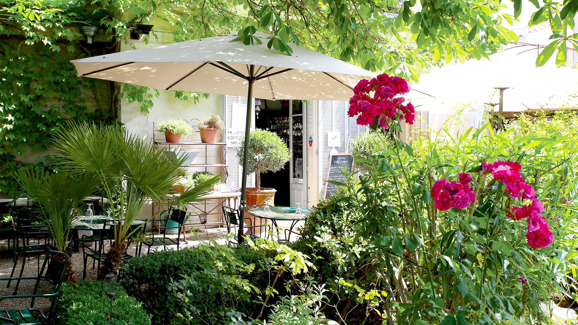 Le jardin du quai restaurant l isle sur la sorgue - Le jardin du quai isle sur la sorgue ...