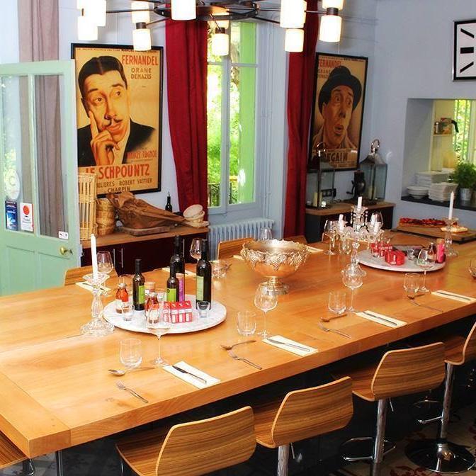 Le Jardin Du Quai Restaurant à Lisle Sur La Sorgue